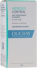 Kup Antyperspirant w kremie do rąk i stóp - Ducray Hidrosis Control Antiperspirant Cream