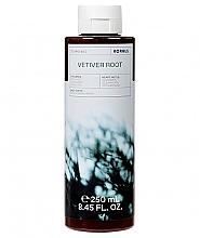 Kup Żel pod prysznic - Korres Vetiver Root Green Tea & Cedarwood Shower Gel