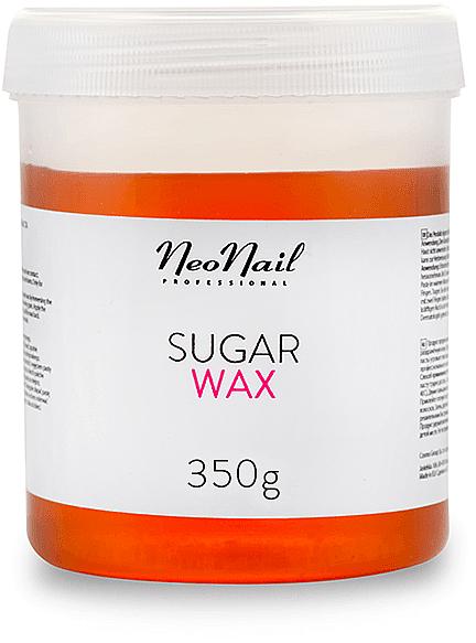 Pasta cukrowa do depilacji - NeoNail Professional — фото N1