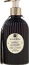Kup Kremowe mydło w płynie Neroli i imbir - Vivian Gray Vivanel Neroli & Ginger Cream Soap