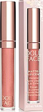 Kup Matowa szminka do ust w płynie - Doll Face Matte-Nificent Metallic Liquid Lip Color