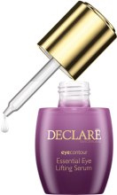 Kup Liftingujące serum pod oczy - Declare Eye Contour Essential Eye Lifting Serum