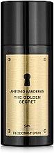 Kup Antonio Banderas The Golden Secret - Dezodorant