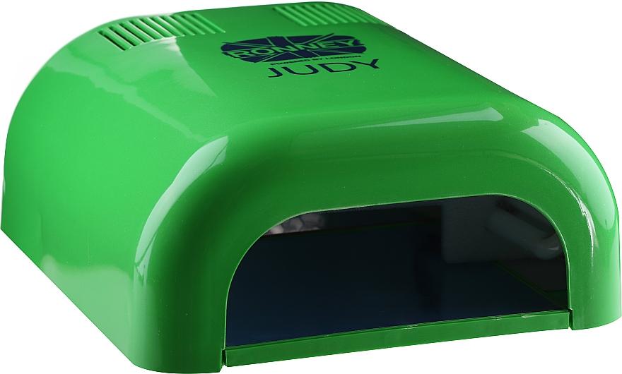 Lampa UV do paznokci, zielona - Ronney Professional Judy UV 36W (GY-UV-230) Lamp — фото N1