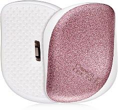 Kup Kompaktowa szczotka do włosów - Tangle Teezer Compact Styler Glitter Rose