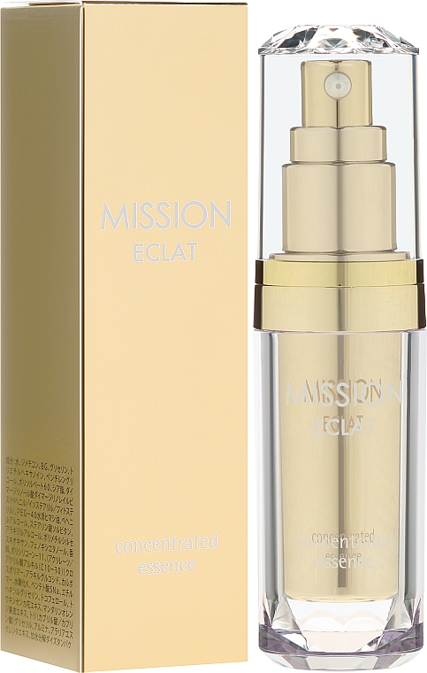 Skoncentrowana esencja do twarzy - Avon Mission Concentrate Essence  — фото N1