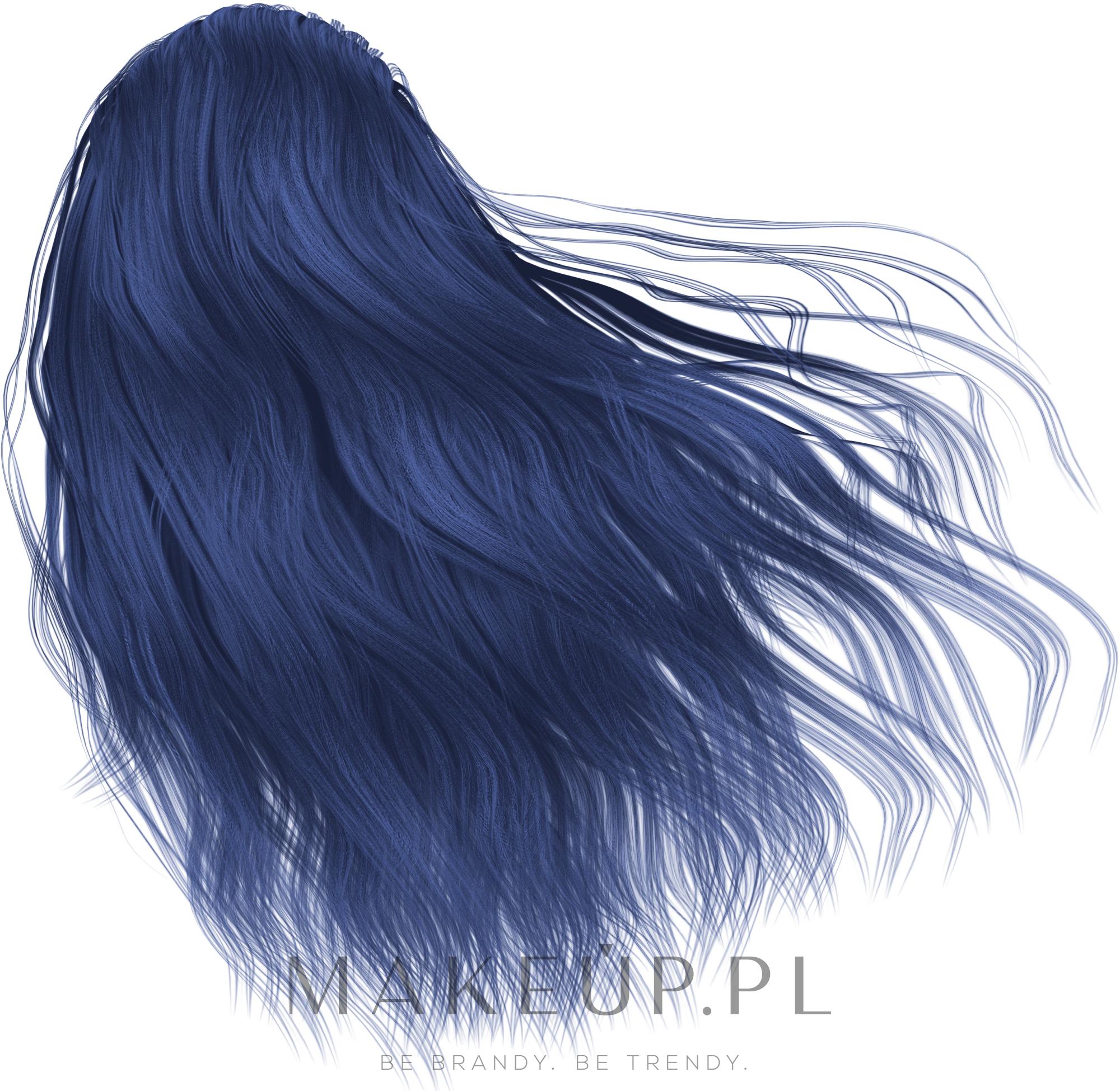 PRZECENA! Farba do włosów - Black Professional Line Sintesis Color Creme * — фото F555 - Bluette Flash
