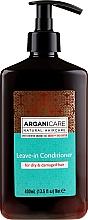 Kup Odżywka bez spłukiwania do włosów suchych i zniszczonych - Arganicare Shea Butter Leave-In Hair Conditioner