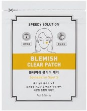 Kup Plastry niwelujące zaczerwienienia - Missha Speedy Solution Blemish Clear Patch