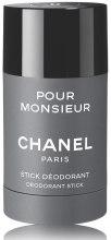 Kup Chanel Pour Monsieur - Perfumowany dezodorant w sztyfcie