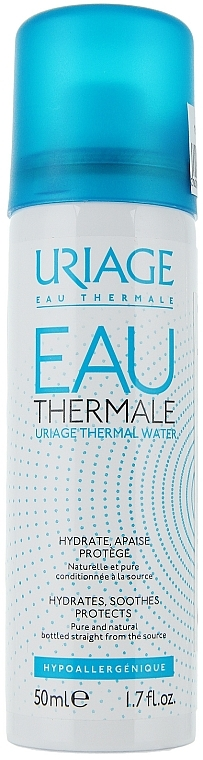 Woda termalna - Uriage Eau Thermale Uriage Thermal Water