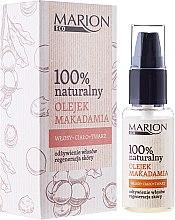 Kup 100% naturalny olej makadamia do włosów, ciała i twarzy - Marion Eco