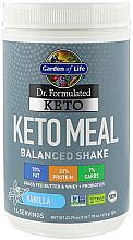Kup Zbilansowany koktajl dietetyczny Keto o smaku waniliowym - Garden of Life Dr. Formulated