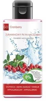 Żurawinowy płyn micelarny - GoCranberry