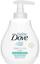 Kup Nawilżający żel dla dzieci do mycia ciała i włosów - Dove Baby Sensitive Moisture Head to Toe Wash