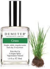 Kup Demeter Fragrance Grass - Woda kolońska
