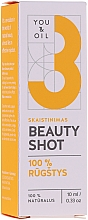 Kup Różane serum witaminowe 3 w 1 do twarzy - You & Oil Beauty Shot Acids / Lightening Face Serum