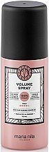 Kup Lakier dodający włosom objętości - Maria Nila Volume Spray