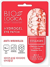 Kup Przeciwzmarszczkowe płatki pod oczy z kolagenem - Biologica Collagen