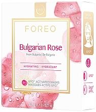 Kup Nawilżająca maseczka do twarzy Róża bułgarska - Foreo UFO Activated Mask Hydrating Bulgarian Rose