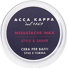 Kup Wosk do brody i wąsów - Acca Kappa