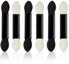 Kup Aplikatory do cieni 6 szt. - Donegal Eyeshadow Applicator Black and White