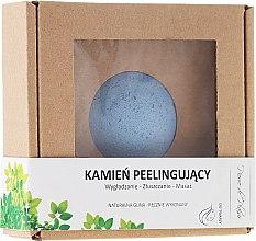Kup 100% naturalny ręcznie wykonany kamień peelingujący do twarzy - Pierre de Plaisir Natural Scrubbing Stone Face