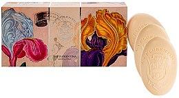 Kup Mydełka w kostce Irys - La Florentina Iris Bar Soap Set