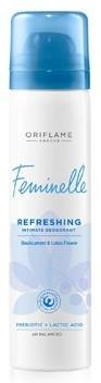 Odświeżający dezodorant do higieny intymnej - Oriflame Feminelle Refreshing Intimate Deodorant — фото N1