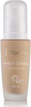 Kup Podkład w kremie - Flormar Perfect Coverage Foundation SPF 15