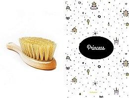 Kup Zestaw - LullaLove Princess (hair brush + muślin)