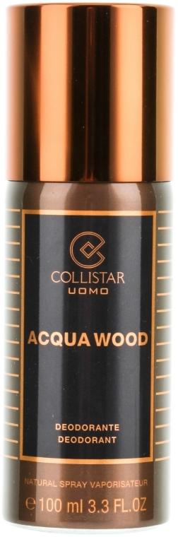 Perfumowany dezodorant dla mężczyzn - Collistar Acqua Wood Deodorant