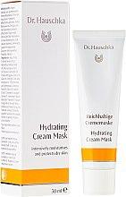 Kup Nawilżająca kremowa maska do twarzy - Dr. Hauschka Hydrating Cream Mask