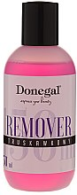 Kup Truskawkowy płyn do usuwania manicure hybrydowego - Donegal Remover