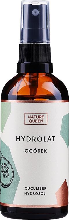 Hydrolat ogórkowy do cery tłustej, mieszanej i trądzikowej - Nature Queen