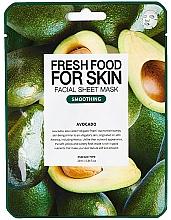 Kup Wygładzająca maseczka w płachcie do twarzy Awokado - Superfood For Skin Facial Sheet Mask Avocado Smoothing
