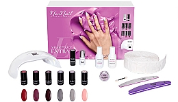Kup Zestaw do manicure - NeoNail Professional Smart Set Extra