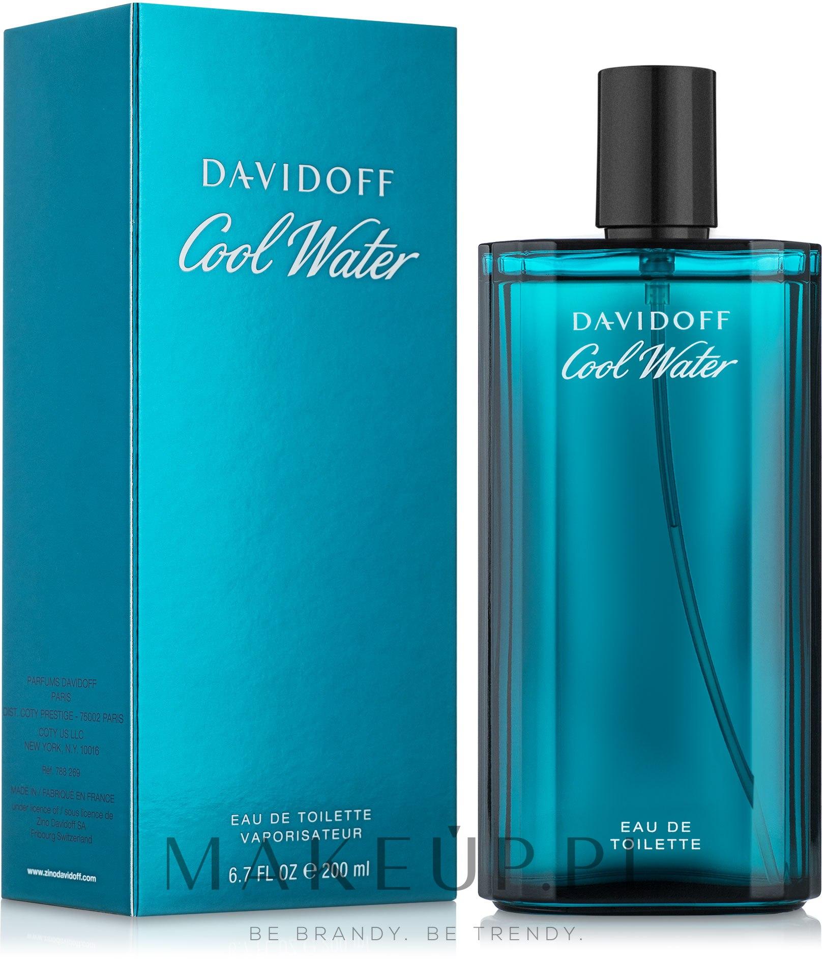 Davidoff Cool Water - Woda toaletowa — фото 200 ml