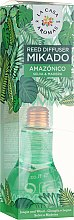 Dyfuzor zapachowy Amazońska dżungla - La Casa de Los Aromas Mikado Reed Diffuser — фото N1