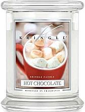 Kup Świeca zapachowa w słoiku - Kringle Candle Hot Chocolate