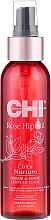 Kup Odżywka w sprayu bez spłukiwania z olejem z dzikiej róży i keratyną - CHI Rose Hip Oil Color Nurture Repair & Shine Leave-In Tonic