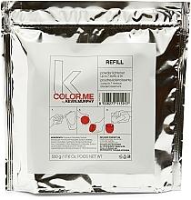 Kup Puder rozjaśniający do włosów - Kevin.Murphy Color Me Lightener Extra Lift Refill (uzupełnienie)