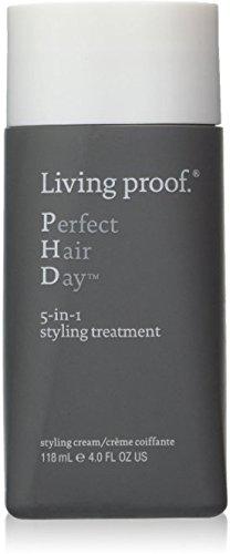 Kuracja stylizująca do włosów - Living Proof Perfect Hair Day 5-In-1 Styling Treatment — фото N1