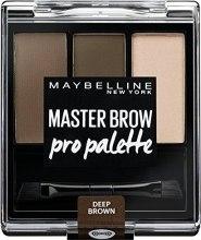 Kup Paletka cieni do brwi - Maybelline Master Brow Pro Palette Kit