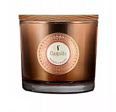 Kup Świeca zapachowa w szkle Wanilia i malina - Flagolie Fragranced Candle Vanilla And Raspberry