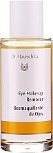 Kup Dwufazowy płyn do demakijażu oczu - Dr. Hauschka Eye Make-Up Remover