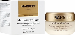 Kup Regenerujący krem-koncentrat do cery suchej - Marbert Anti-Aging Care MultiActive Care Regenerating Cream Concentrate