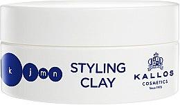 Kup Glinka do stylizacji włosów - Kallos Cosmetics KJMN Styling Clay