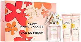 Kup Marc Jacobs Daisy Eau So Fresh - Zestaw (edt/75ml + b/lot/75ml + sh/gel/75ml)