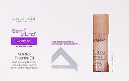 Kup Olejek nawilżający do włosów suchych - Alfaparf Semi di Lino Moisture Nutritive Essential Oil